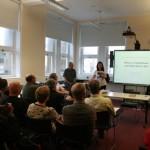 Big BookEnd Festival talk on Chapeltown